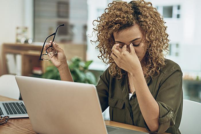 reduzir o estresse em mulheres